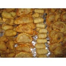Snack box  25 stuks + pinacolada 1 liter