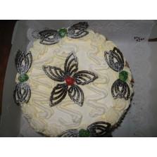 Boracho taart  28 cm  1 liber