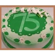 wortel taart   (bolo di wortel) 1 liber  28 cm